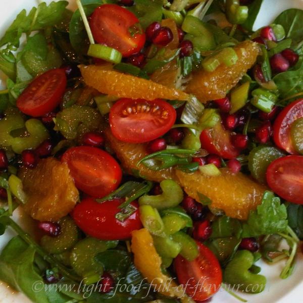Orange And Tomato Salad