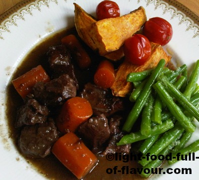 Slow-Cooked Lamb Casserole
