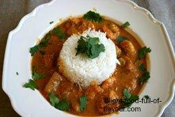 Prawn And Mango Curry