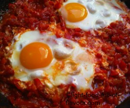 Turkish Menemen
